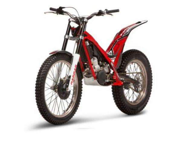 Motorcycle news TT Trial 2014: Gas Gas TXT Pro and Racing