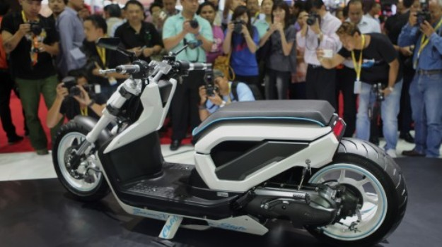 Honda Zoomer X-California Style