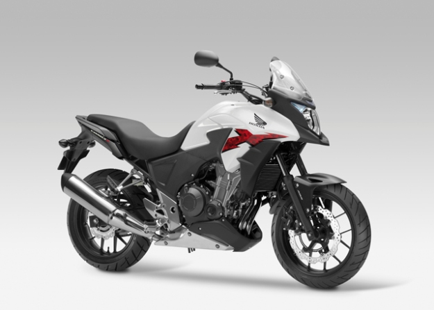 Honda CB500X: our first drive review