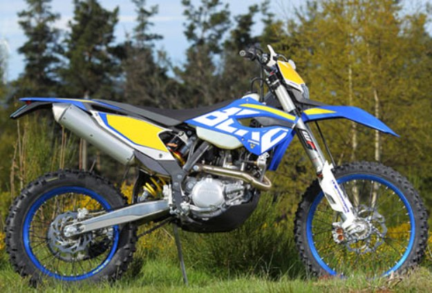 Test Husaberg 450 and 501 FE 2014: The last walk of the enduro king size