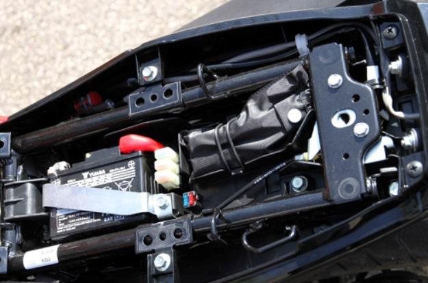 Test Honda MSX 125 2013