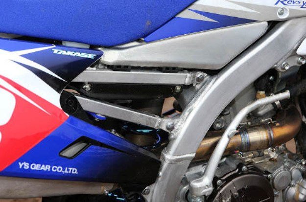 Motorcycle news TT Cross: A first impression of Yamaha YZ450F 2014