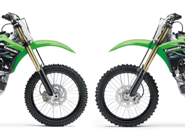 Kawasaki KX250F and KX450F: Going to give tough time to their competitors