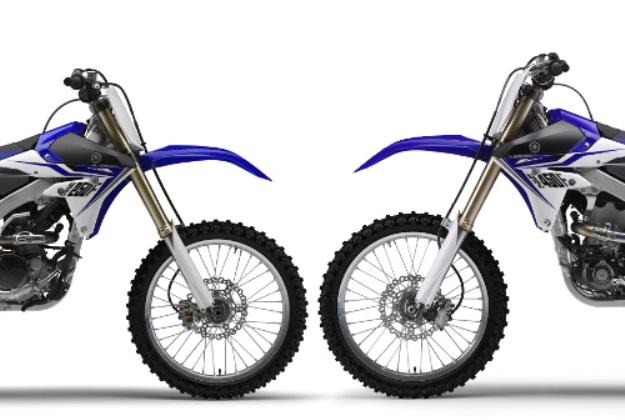Motorcycle news TT Cross 2014: Yamaha YZ250F and YZ450F