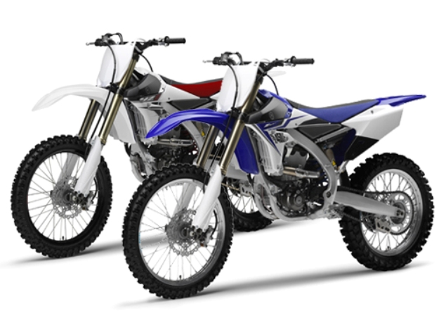 Motorcycle news TT Cross 2014: Yamaha YZ250F and YZ450F