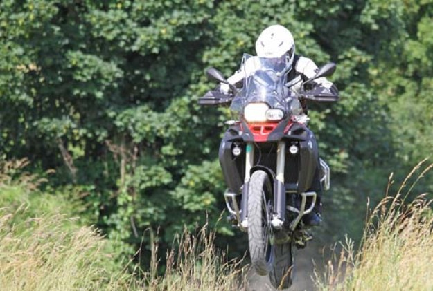 Test BMW F800GS Adventure: ready to face the African tracks