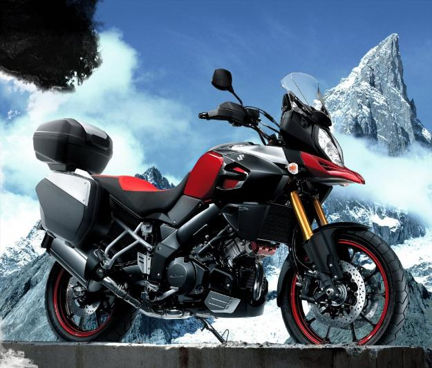 Motorcycle News 2014 What to expect from the future Suzuki DL 1000 V-Strom?