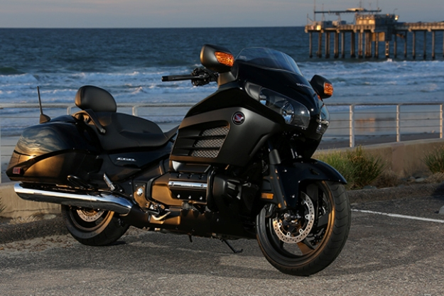 Test Honda F6B GoldWing: our first drive