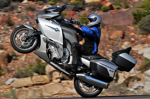 Test BMW K1600GTL: 6-cylinder in-line