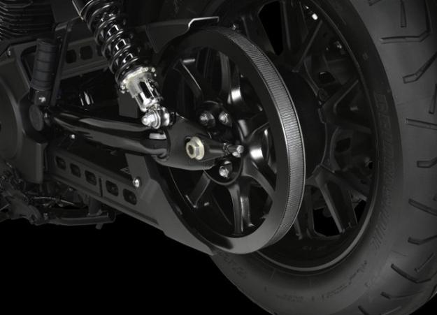 Test Yamaha XV 950 Bolt: real competitor