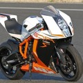 Test KTM 1190 RC8R 2013: much power full bike