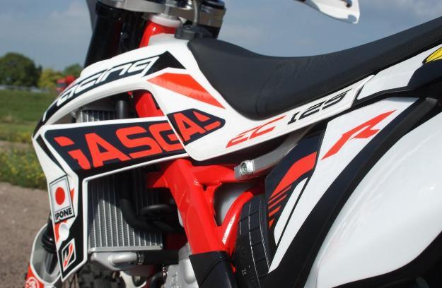 Test Gas Gas EC 125 Racing 2014: the 125 2-stroke is back!