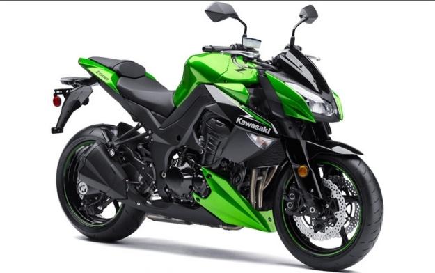 Kawasaki Z1000SX 2014: a little more practical and electronic