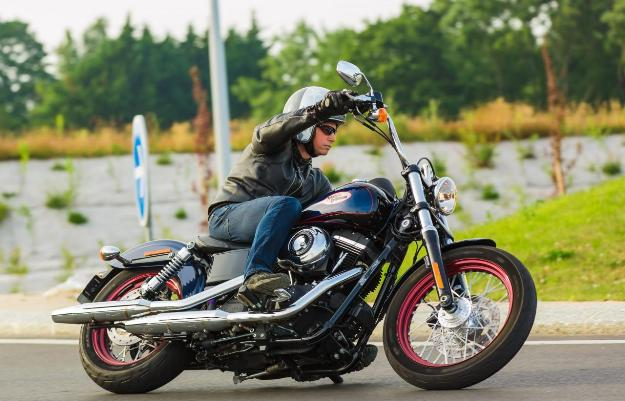 Test Harley-Davidson Street Bob SE: great success