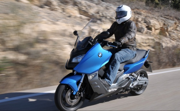Test BMW C600 Sport: finally an opponent to the height of the Tmax?