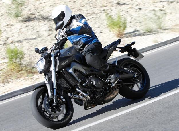 Test Yamaha MT-09 2014: Brilliant stroke!