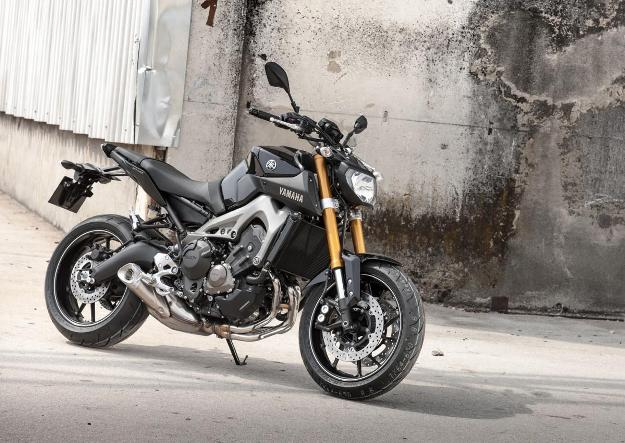 Test Yamaha MT-09 2014: Brilliant stroke!