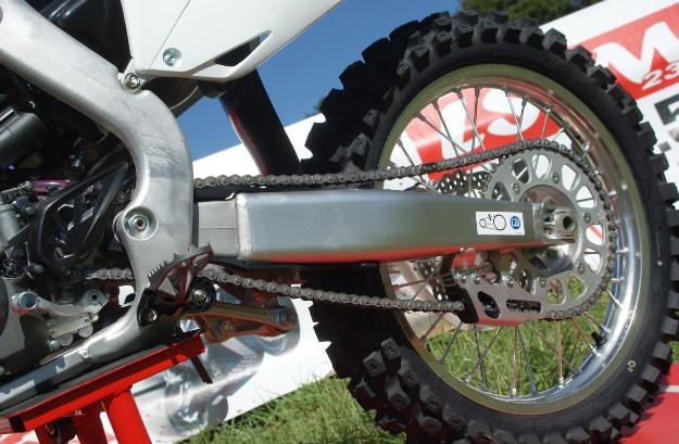 Test Honda CRF450R 2014: Ready to race