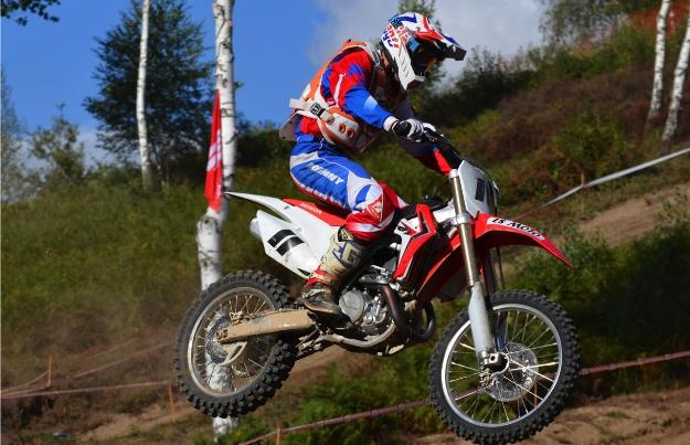Test Honda CRF450R 2014: Ready to race