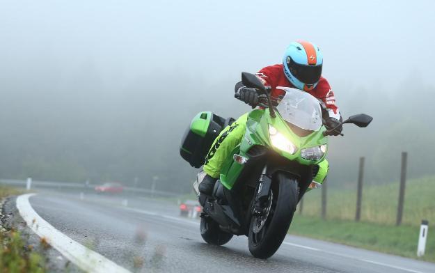 Test Kawasaki Z1000SX 2014: everything is under control!