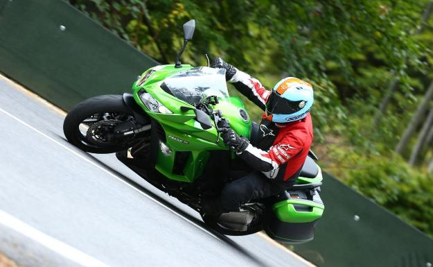 Test Kawasaki Z1000SX 2014: everything is under control!
