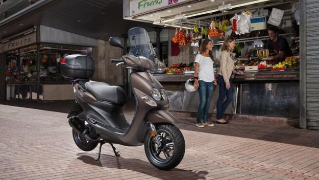 Yamaha Bw's, Neo's and Yamaha Neo's 4 (UBS) on 2014: Change of look