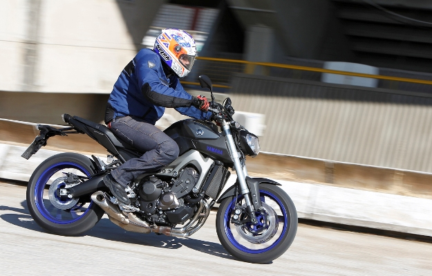 Yamaha MT-09 2014: First Ride and Review
