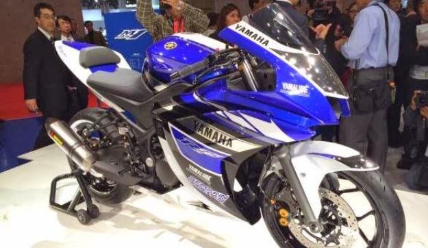 Motorcycle News 2014, Tokyo Motor Show: Yamaha R25