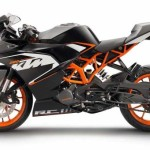 Motorcycle News 2014: KTM RC 125, KTM RC 200 and KTM RC 390 ABS