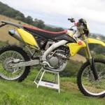 Review Suzuki 250 RM-Z Valenti and Suzuki RM-Z 450 2014: