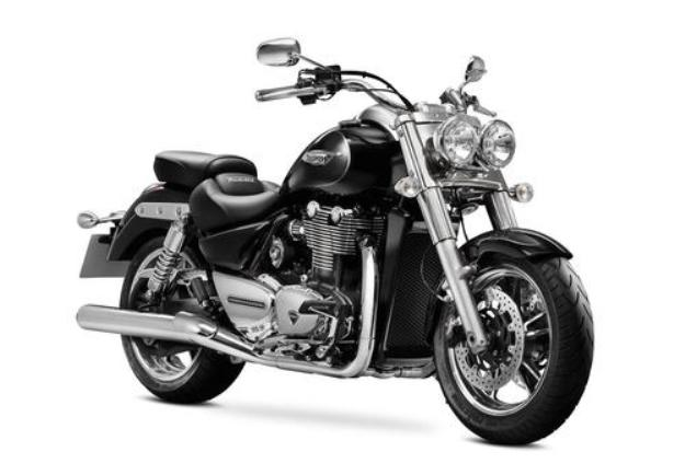 Motorcycle News 2014: Triumph Commander 2014