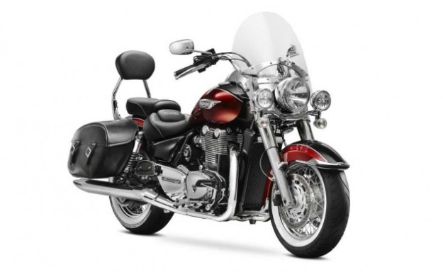 Motorcycle News 2014: Triumph Thunderbird LT 2014
