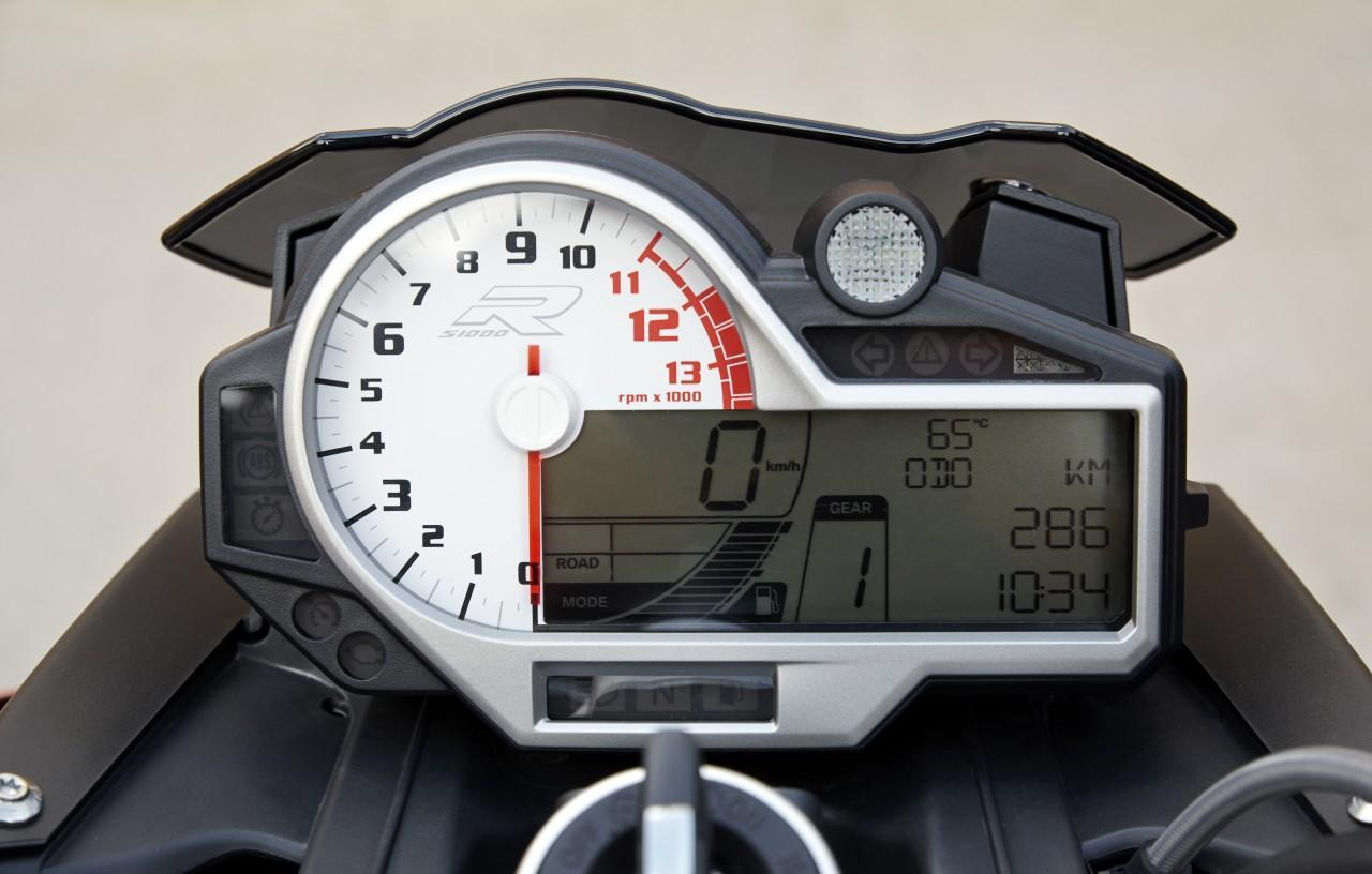 BMW S1000R 2014: Information