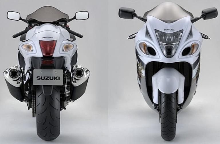 Suzuki Hayabusa 2014 Wallpapers: 2nd fastest bike in the world