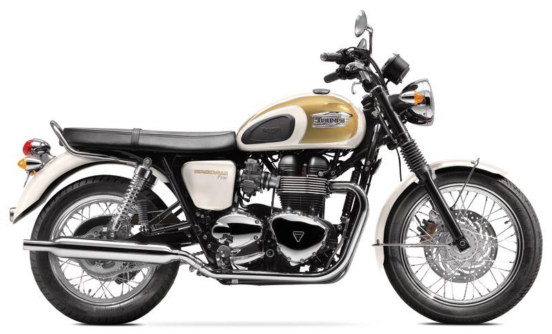 Triumph Bonneville T100 Picture (800 × 484)