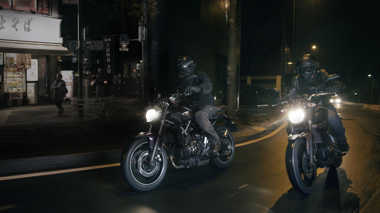 Yamaha-MT-07 Deep Armor Action (1600 × 900)