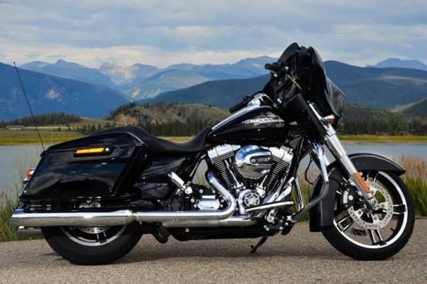Harley-Devidson500-750 Pictures