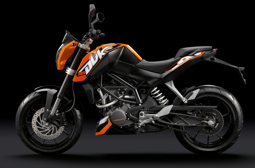KTM Duke 200 Wallpaper (1000 × 661)