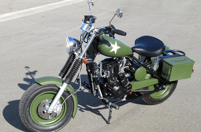California Scooter Co. Military Series Picture (650 × 428)