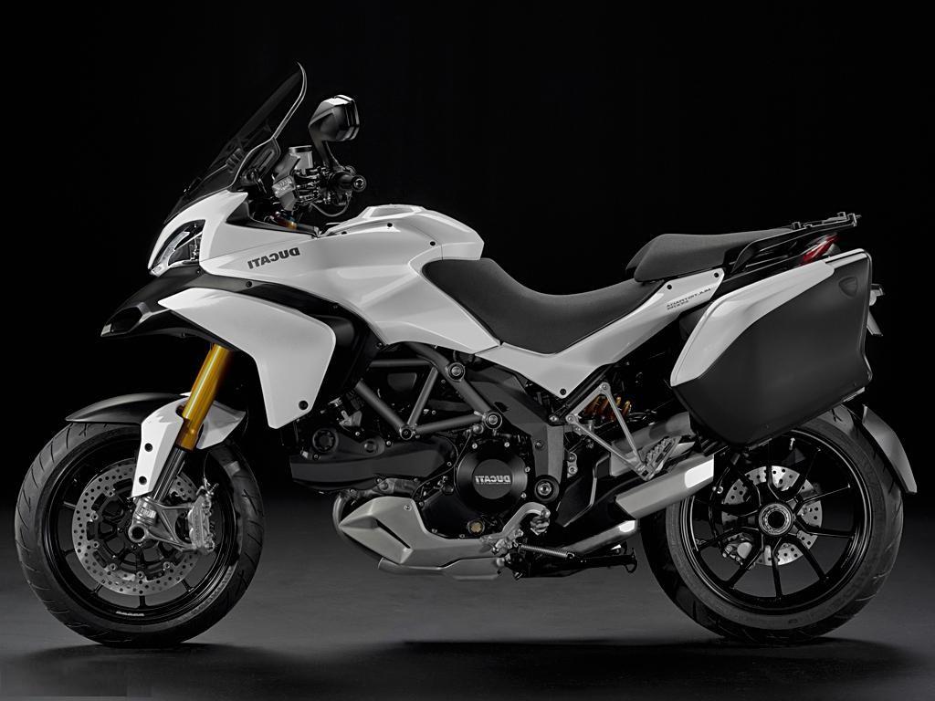 Ducati Multistrada 1200S Touring Picture  (1024 × 768)