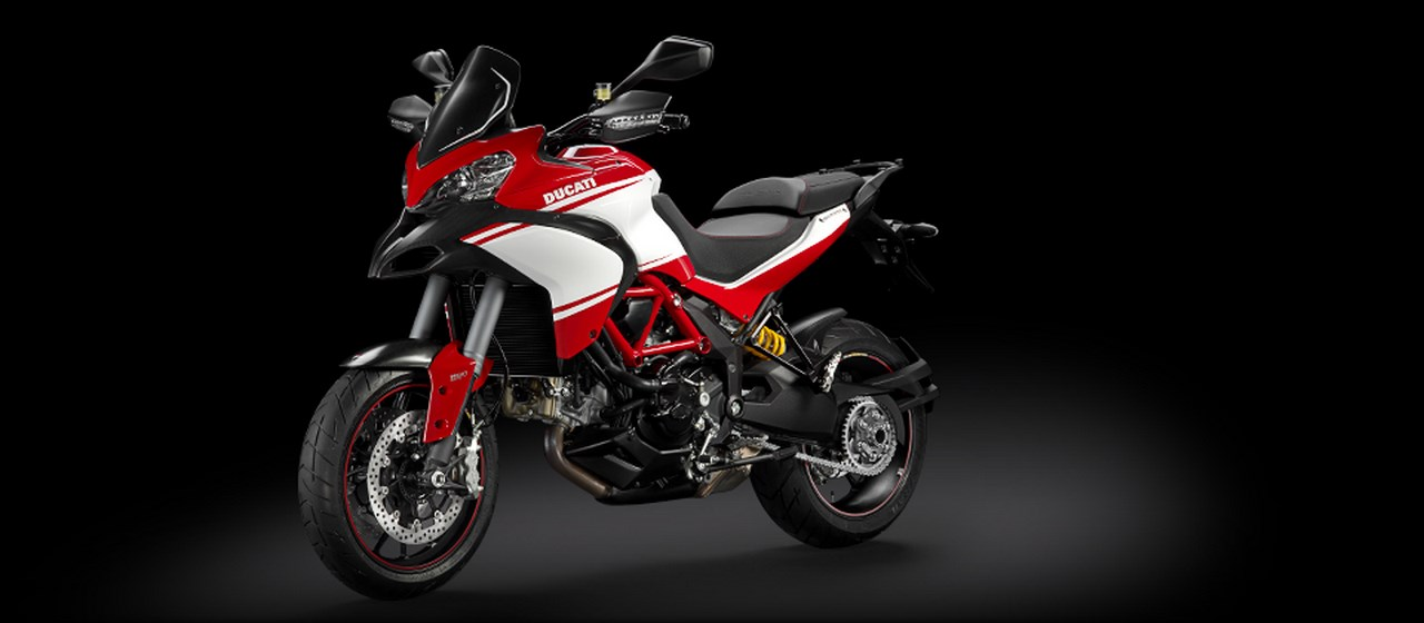 Ducati Multistrada 1200S Touring Desktop wallpaper (1280 × 560)
