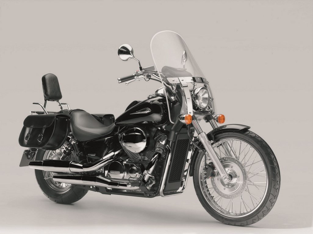 Honda Shadow Spirit750 Picture (1026 × 768)