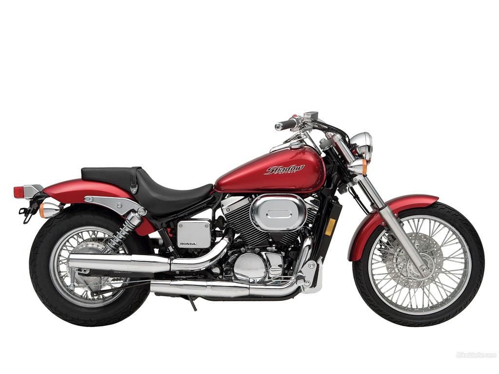 Honda Shadow Spirit 750 (1024 × 768)