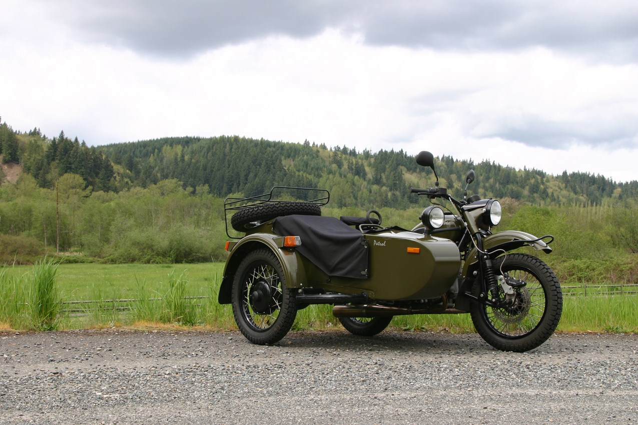 World Class Ural 2014 Gear Up Sidecar Review Bikes Doctor