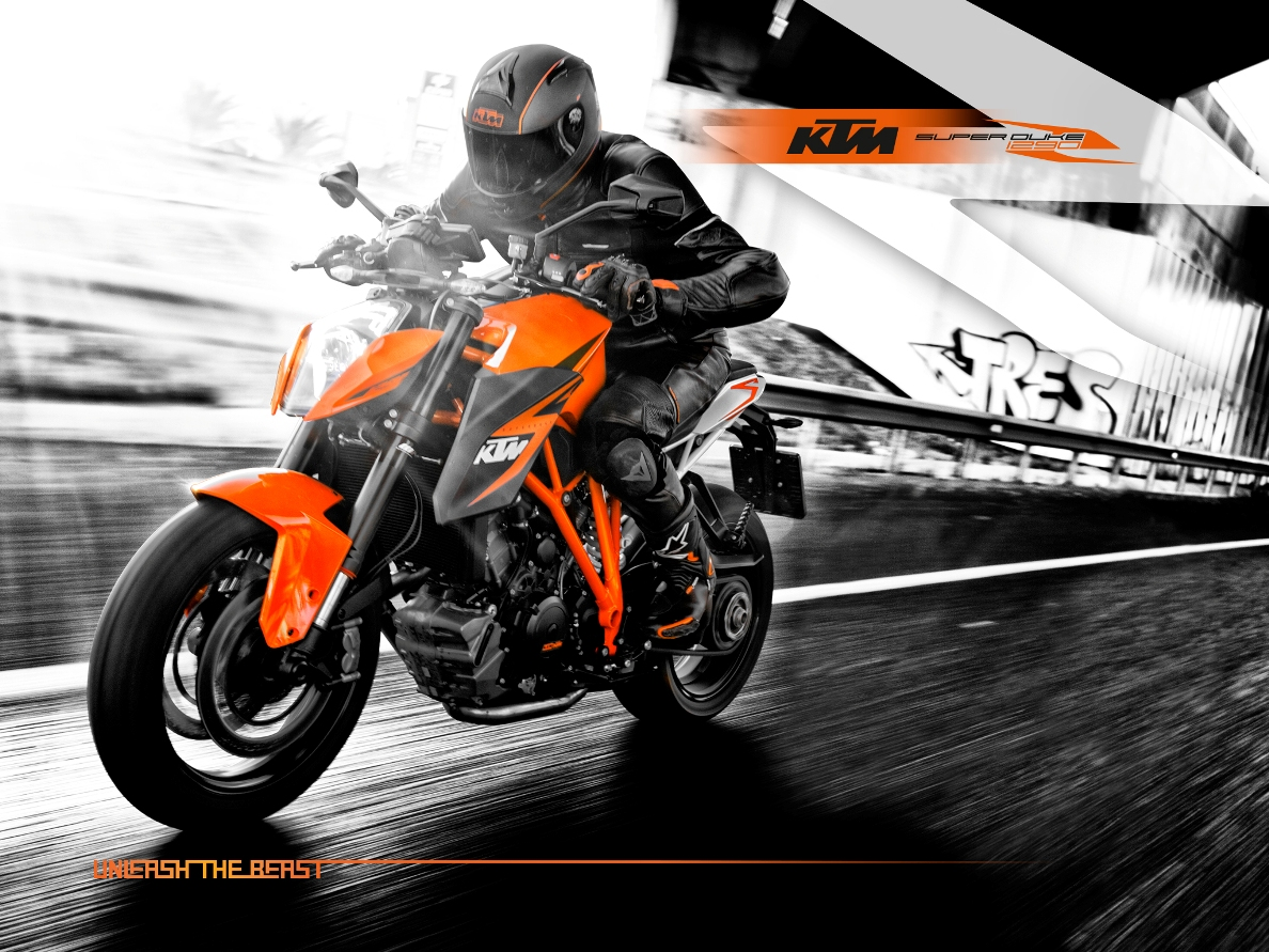 KTM 200 Duke Wallpaper (1188 × 891)