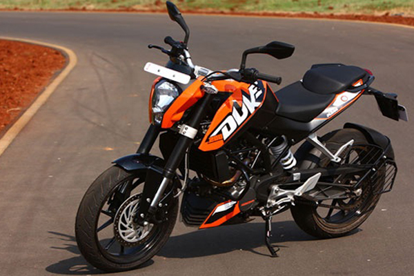 KTM 200 Duke Wallpaper (600 × 400)