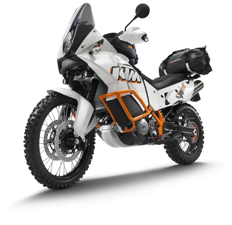 KTM 990 Baja Adventure Edition (793 × 768)