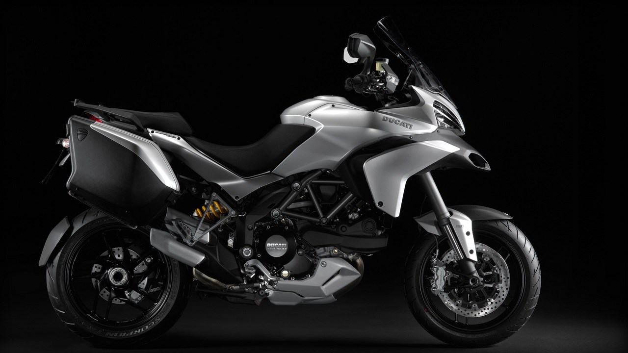 Ducati Multistrada 1200S Touring Wallpaper (1280 × 720)