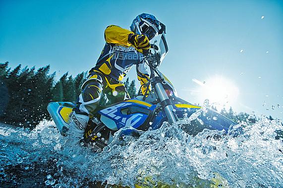 Husaberg FE 501  2014 Adventure (571 × 380)