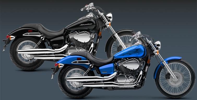 Honda Shadow Spirit750 Picture (755 × 385)